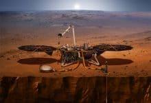 Photo of المركبة إنسايت InSight على المريخ